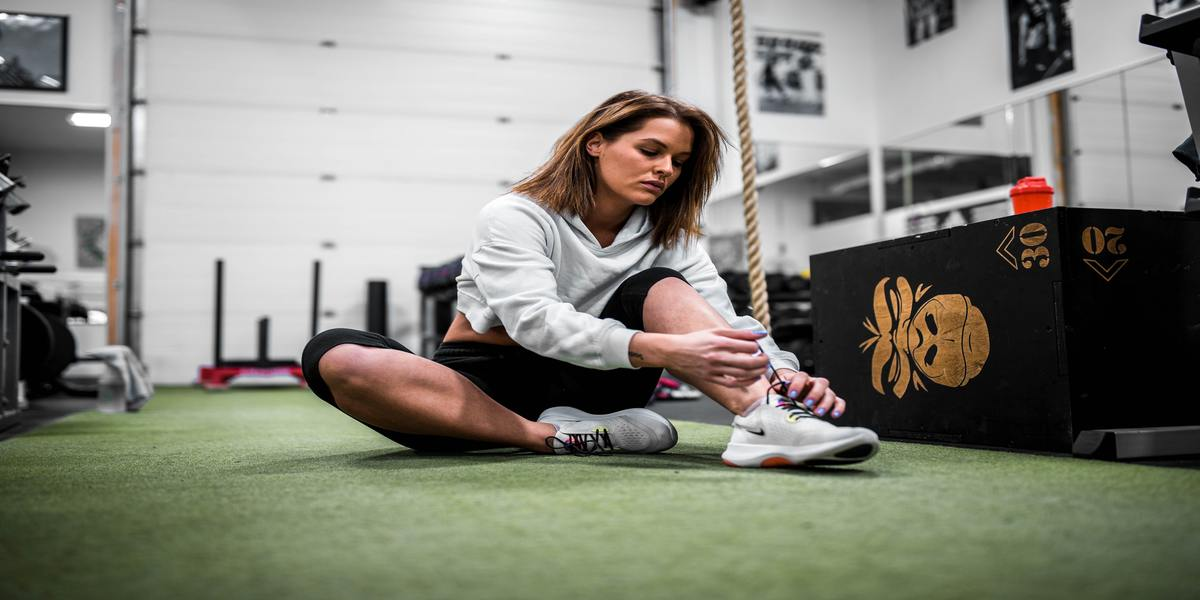 How to Keep Gym Shoes from Smelling