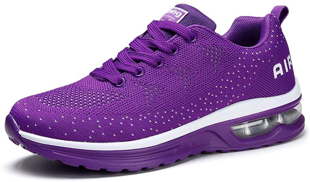 STQ Women's Breathable Running Shoes