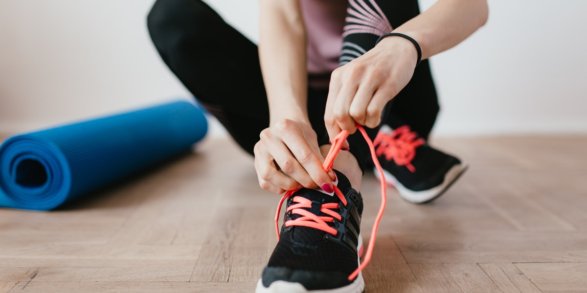 How to Make Your Gym Shoes Not Smell