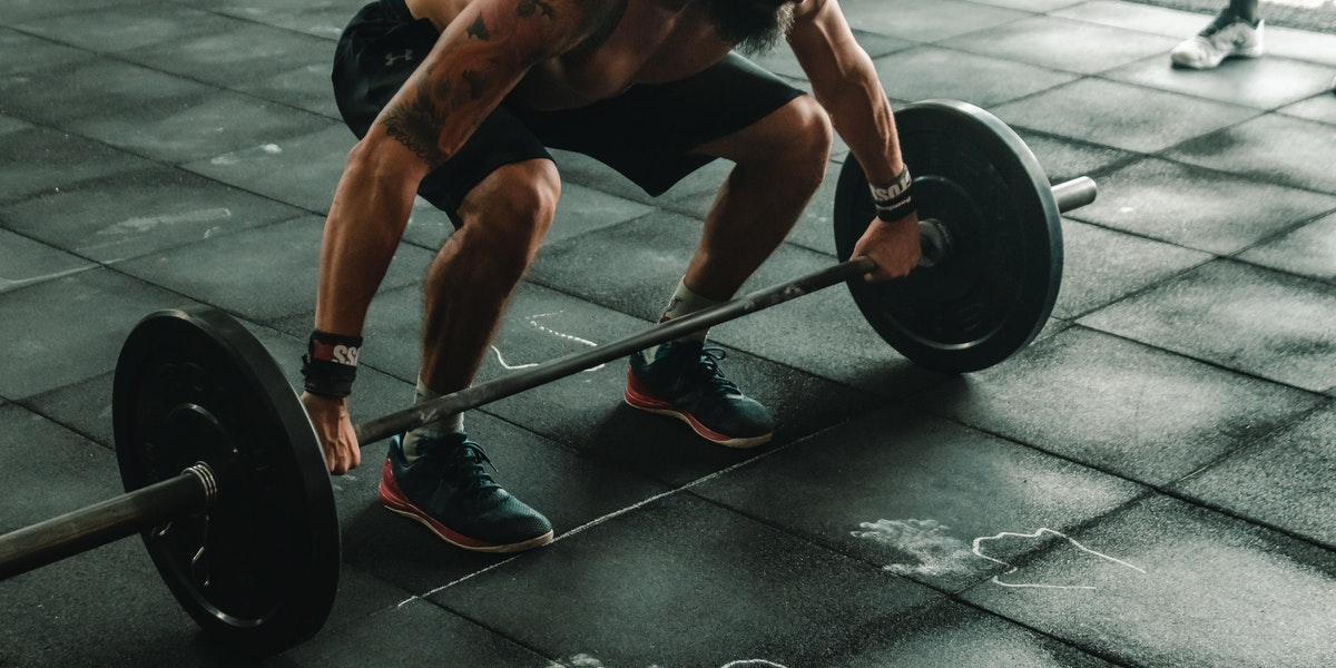 What Your Gym Shoes Say about You